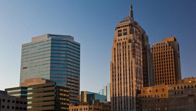 Best areas to stay in Oklahoma City - Downtown
