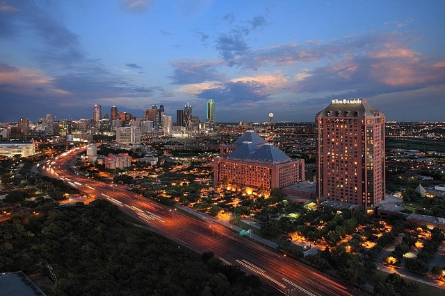 Best areas to stay in Dallas, Texas - Market Center