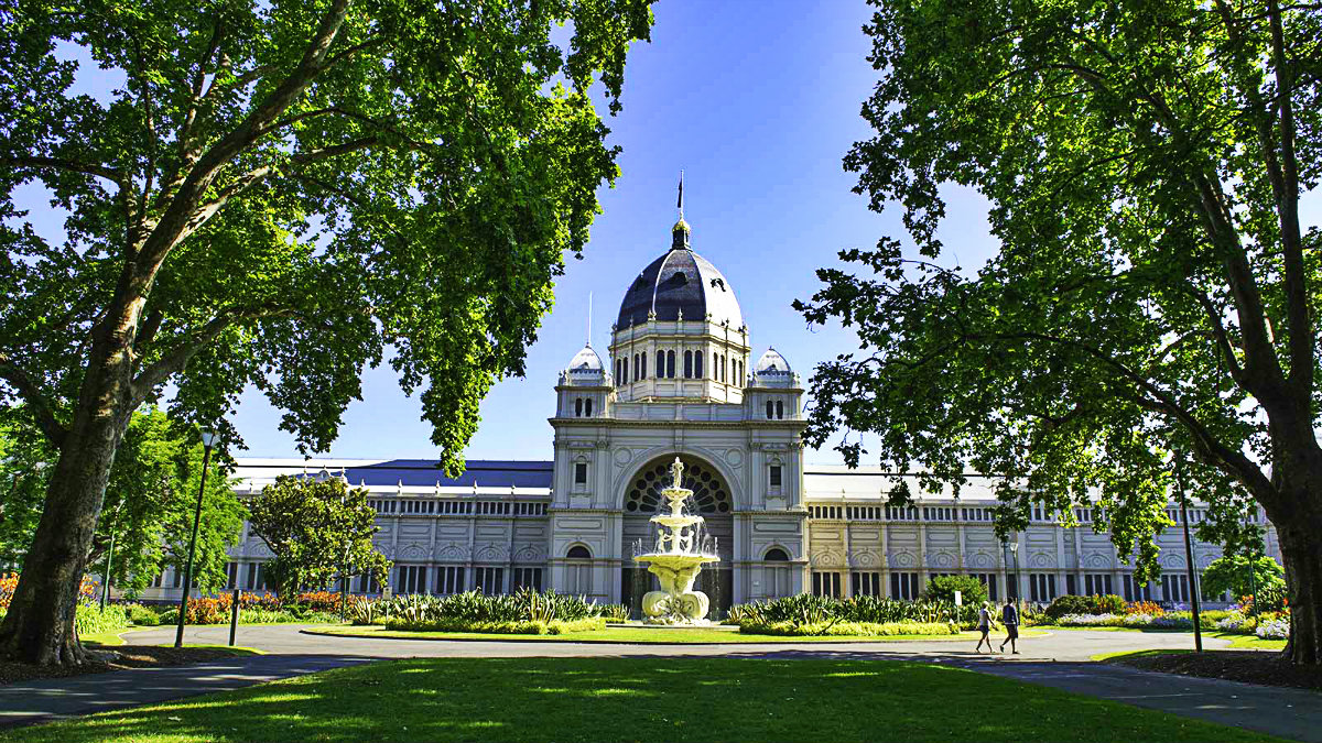Best neighbourhoods to stay in Melbourne, Australia - Near Carlton Gardens