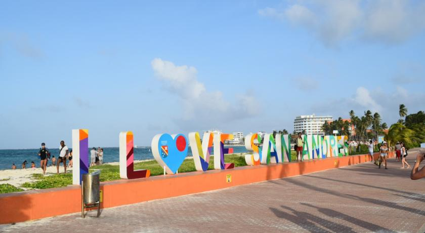 Best beaches in San Andrés - North End