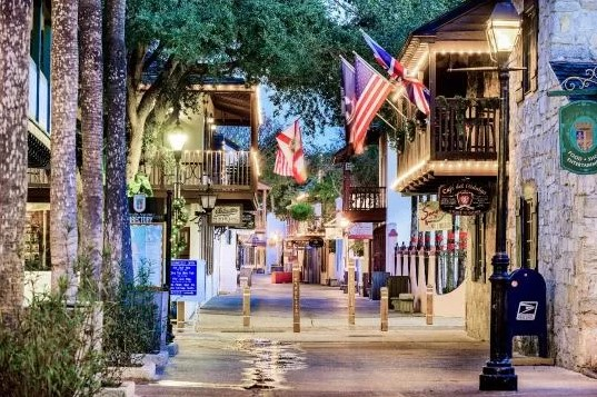 Best areas to stay in Saint Augustine, Florida - Historic District