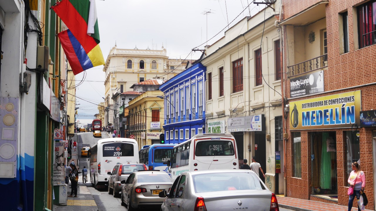 Best areas to stay in Manizales - City Center
