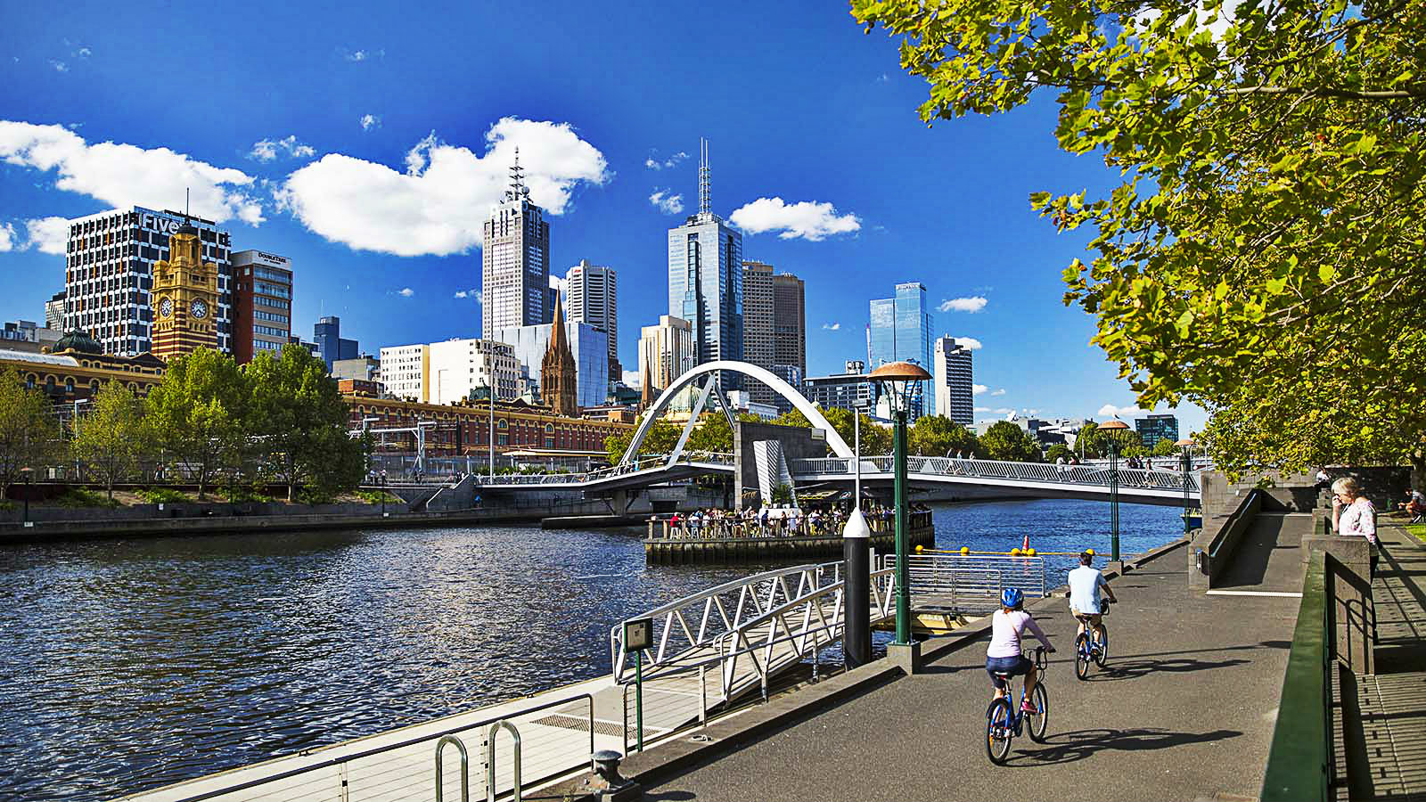 Southbank - Best areas to stay in Melbourne, Australia