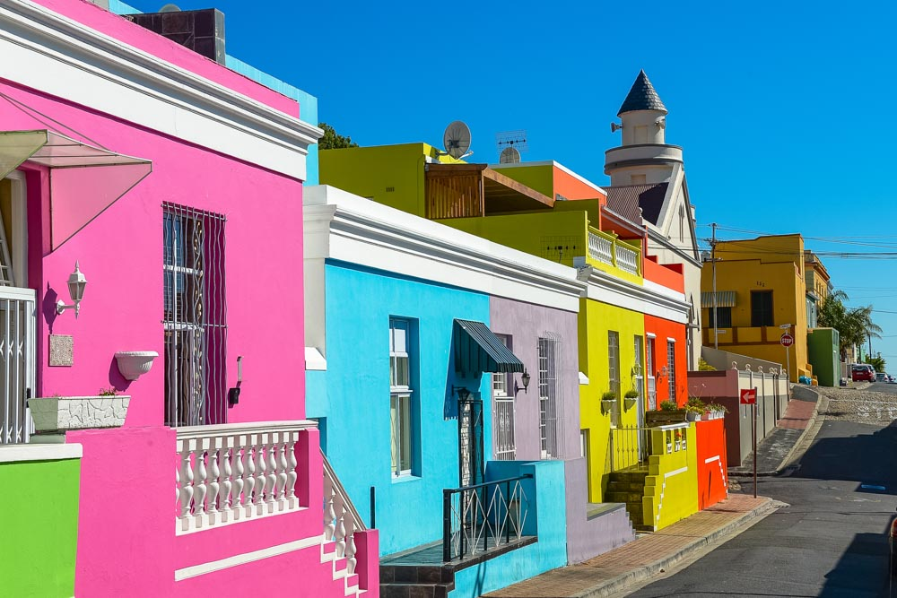 Best areas to stay in Cape Town - Bo'Kaap