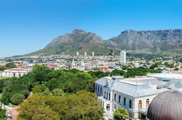 Best districts to stay in Cape Town, South Africa - Gardens