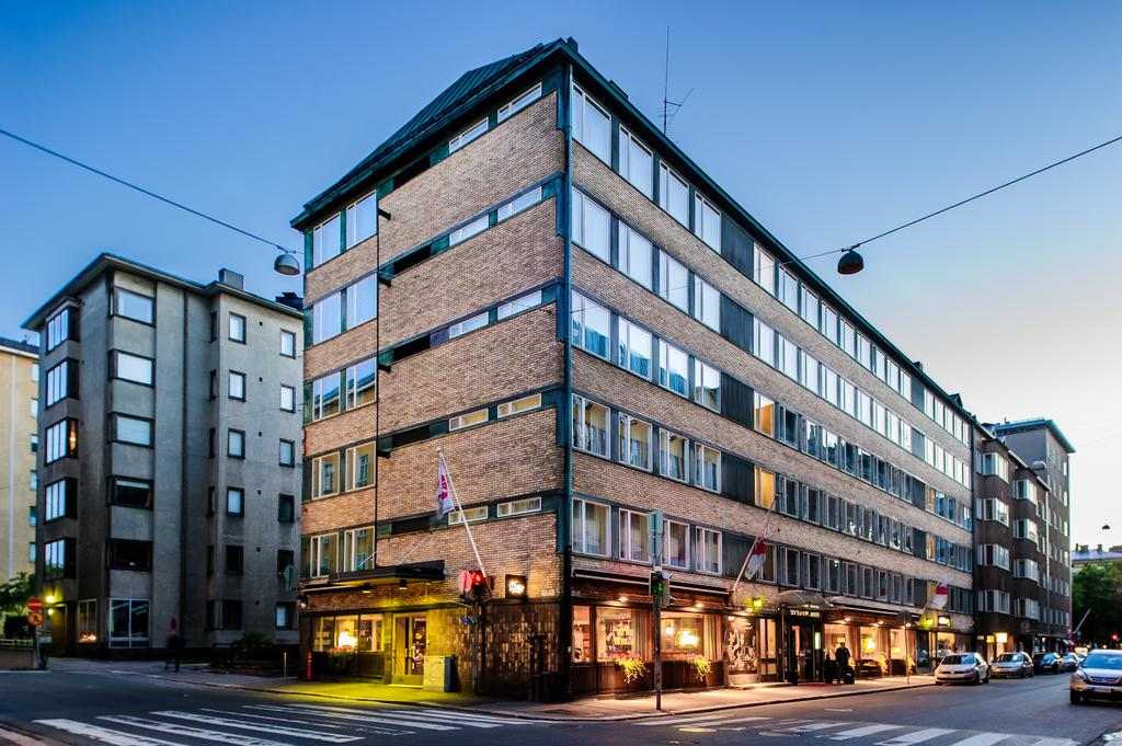 Best districts to stay in Helsinki - Punavouri