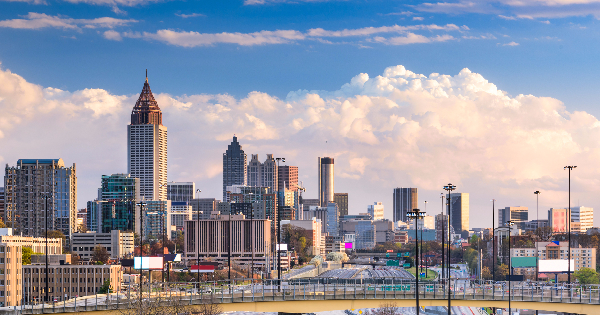 Where to stay in Atlanta - Downtown