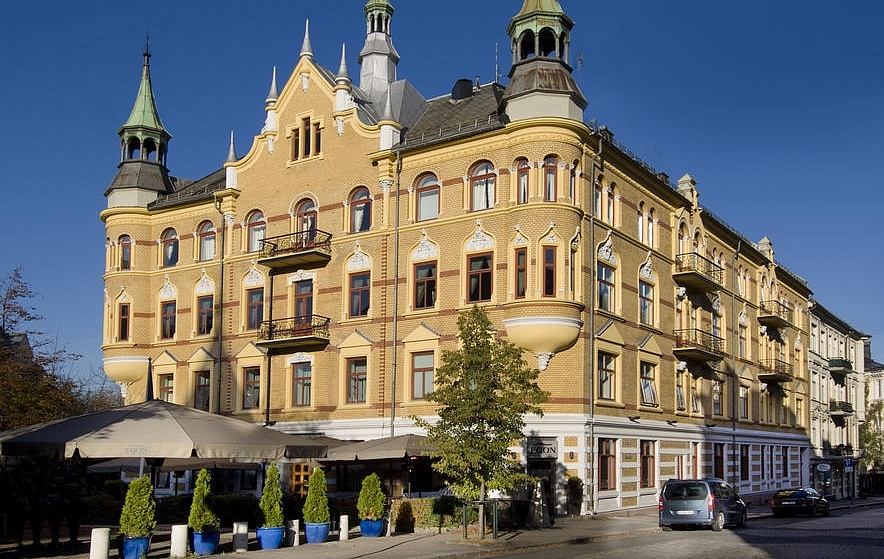 Best areas to stay in Oslo - Frogner