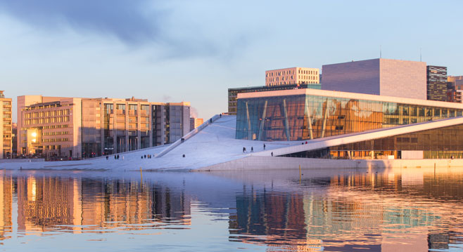 Best areas to stay in Oslo - Sentrum