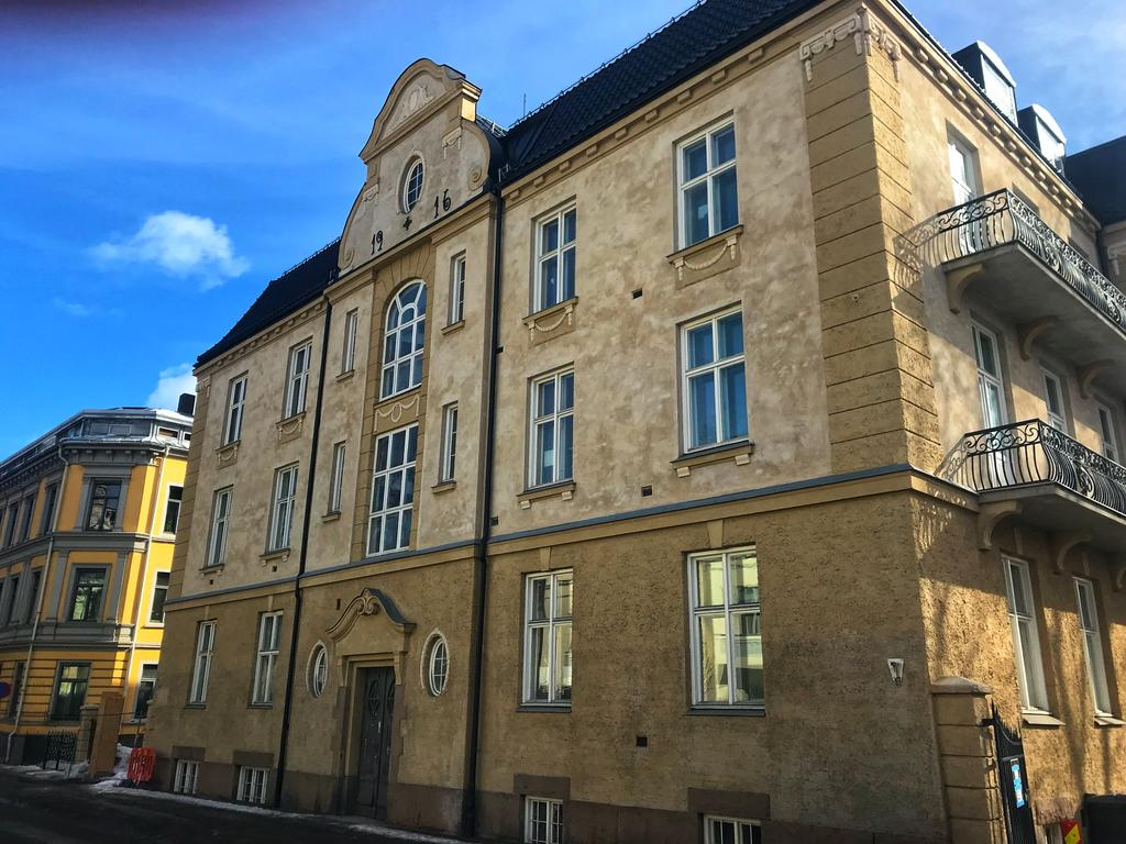 Reccommended area to stay in Oslo - Majorstuen - Majorstuen