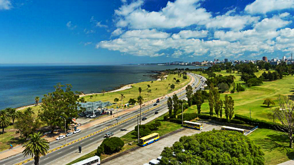 Where to stay in Montevideo - Punta Carretas
