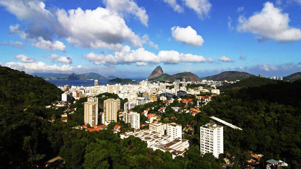 Best areas to stay in Rio de Janeiro - Santa Teresa