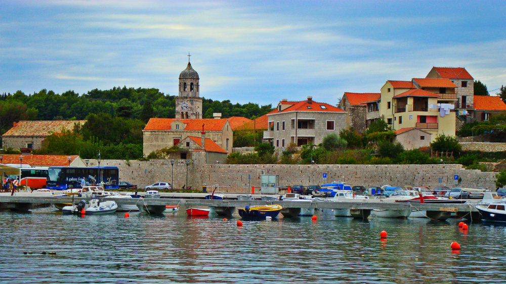 Cavtat - Accommodation near the airport and Dubrovnik