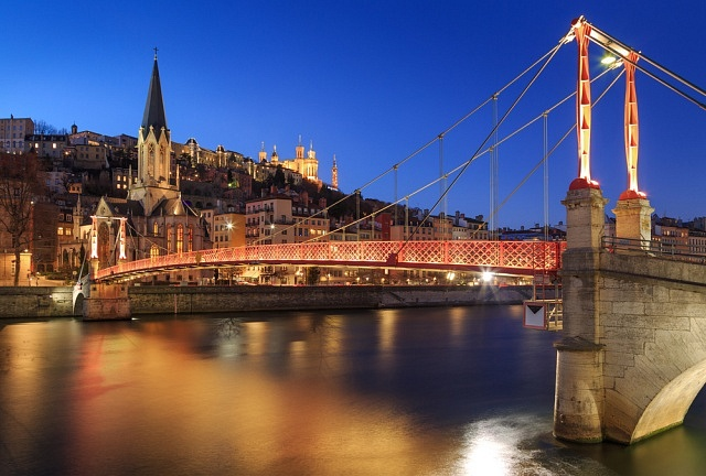 Best areas to stay in Lyon France - Vieux Lyon