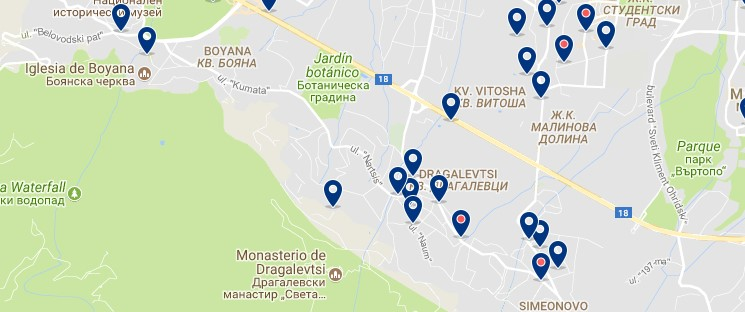 Accommodation around Vitosha - Sofia - Click on the map to see all accommodation options in this area.png