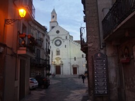 Las mejores zonas donde alojarse en Bari, Italia
