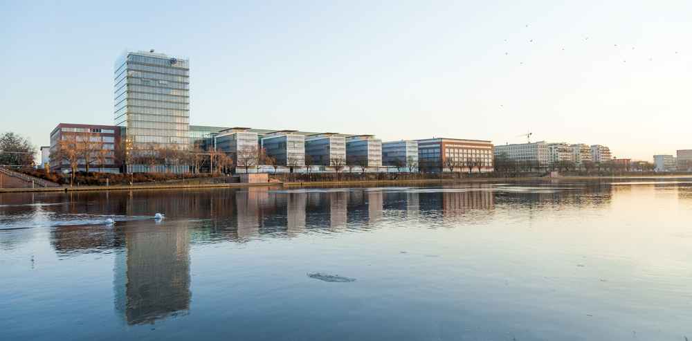 Mejores barrios donde dormir en Frankfurt - Gutleutviertel
