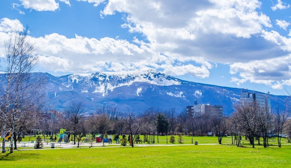 Best areas to stay in Sofia - Vitosha