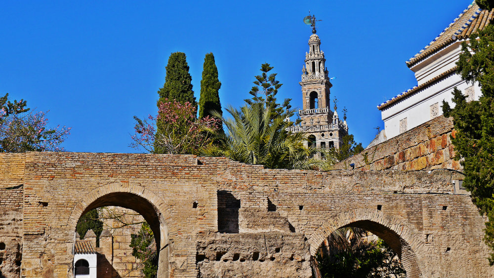 Casco Antiguo - Best districts to stay in Seville
