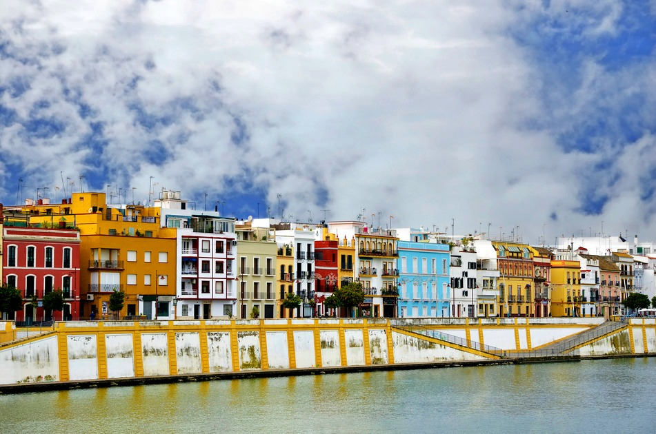 Best places to stay in Seville - Triana