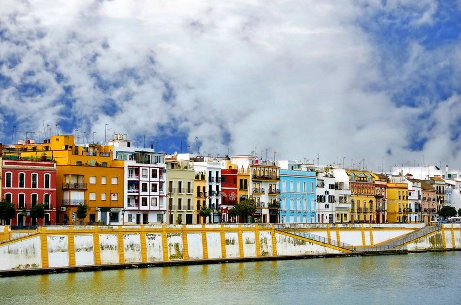 Mejores zonas donde alejarse en Sevilla - Triana