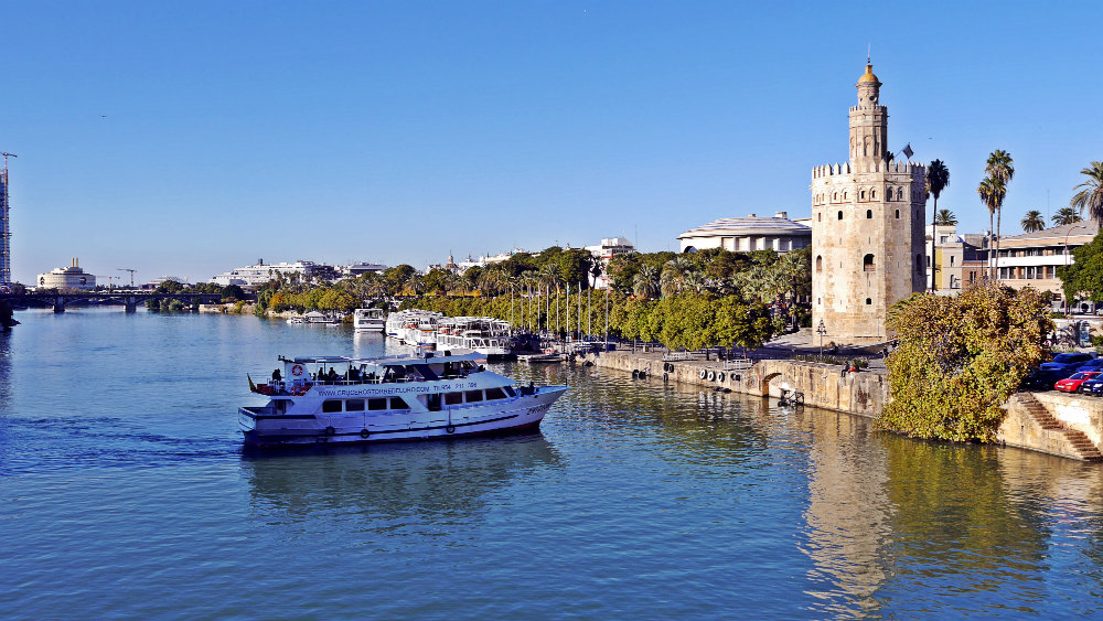 Best areas to stay in Seville, Spain