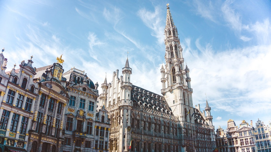 Grand-Place - Where to stay in Brussels