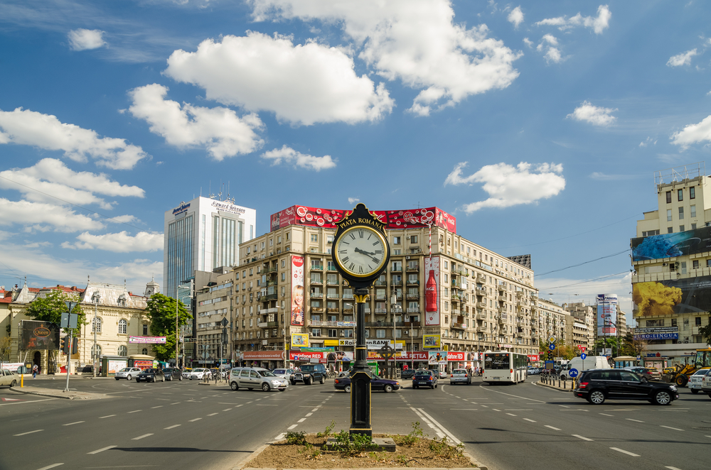 Best areas to stay in Bucharest - Boulevard Dacia and Piata Romana