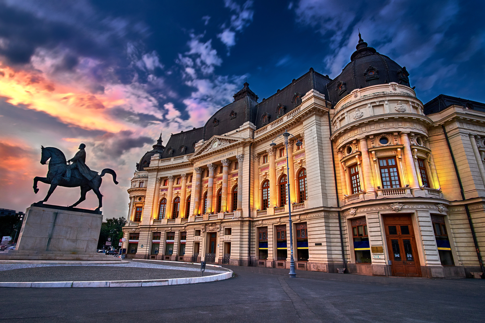 Best areas to stay in Bucharest - Old Town