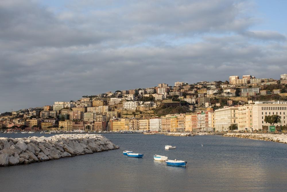 Alojamiento en Nápoles - Lungomare Caracciolo