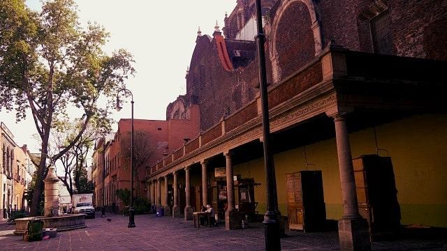 Accommodation in México DF - Centro Histórico