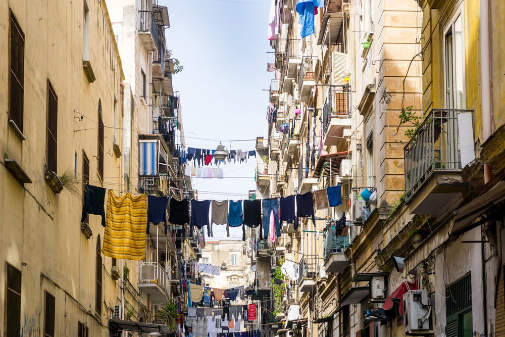 Staying in Naples - Centro Storico