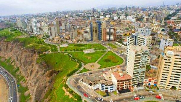 Dónde dormir en Lima - San Miguel
