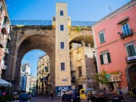 Las mejores zonas donde alojarse en Nápoles, Italia