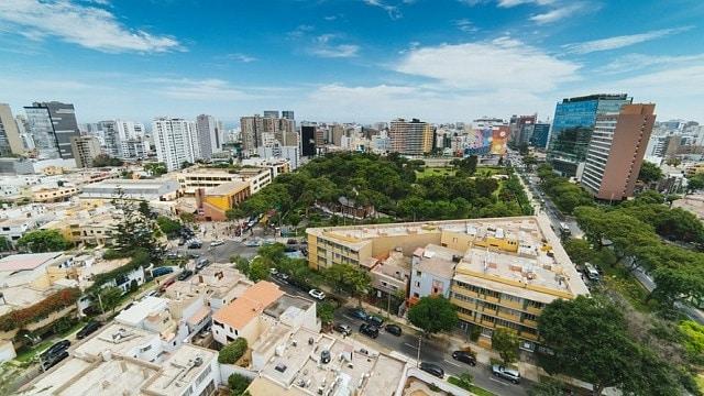 Mejores distritos donde alojarse en Lima - San Isidro