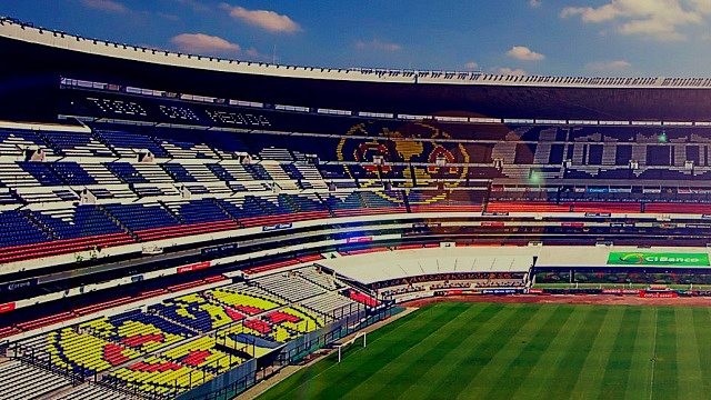 Stay near the Azteca Stadium in Mexico City