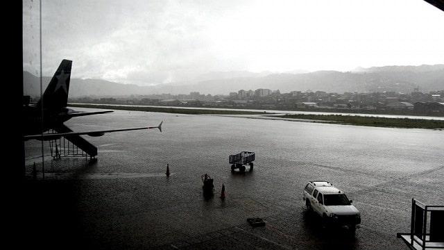 Aeropuerto Internacional de Cusco - Where to stay in Cusco, Perú