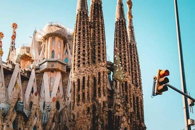 Alojarse cerca de la Sagrada Familia - Barcelona
