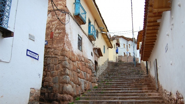 Recommended area to stay in Cusco, Peru - Centro Histórico