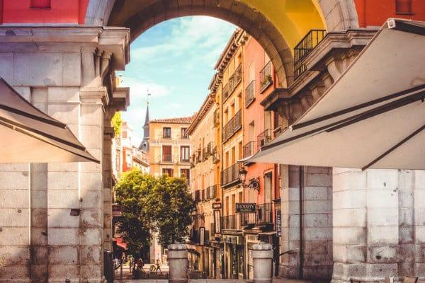 Plaza Mayor - Madrid, España