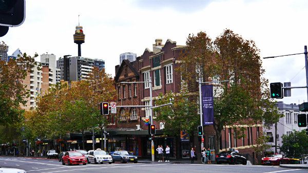 Darlinghurst - Best areas to stay in Sydney, Australia