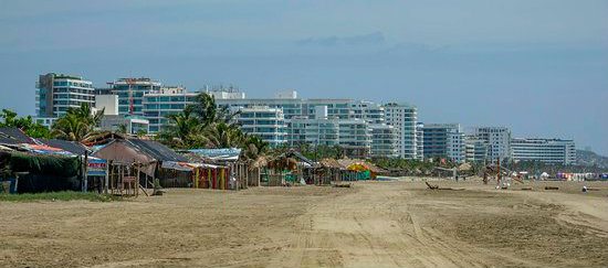 La Boquilla - Recommended areas to stay in Cartagena