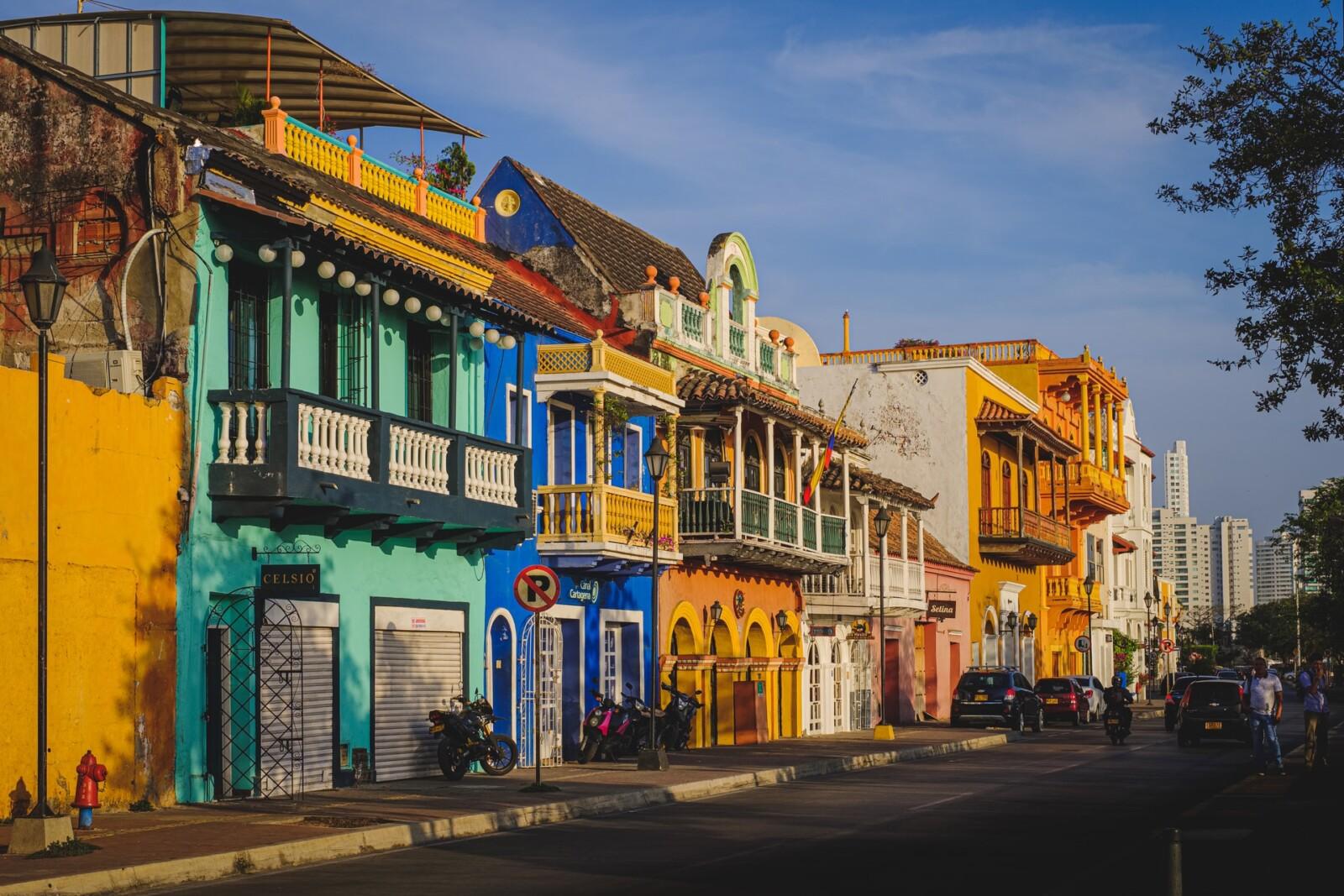 Las mejores zonas donde alojarse en Cartagena de Indias, Colombia