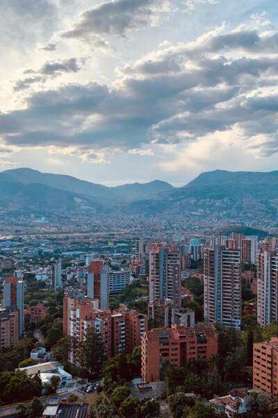 Las mejores zonas donde alojarse en Medellín, Colombia