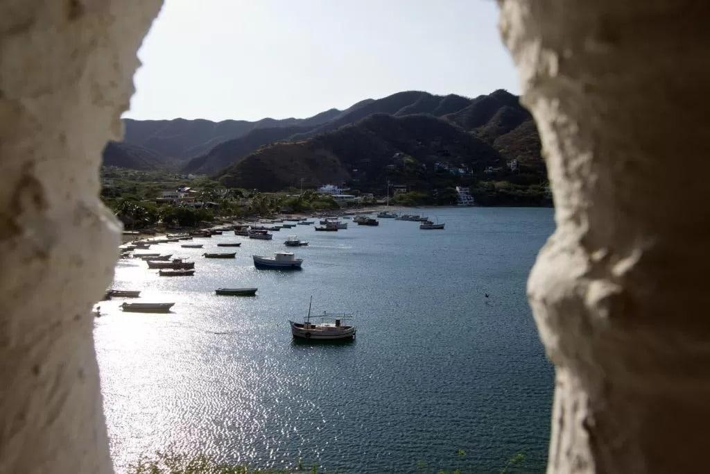 Mejor ubicación para turistas en Santa Marta - Taganga