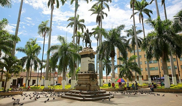 Best area to stay in Bucaramanga - Centro