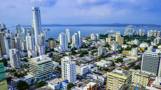 Best area to stay in Cartagena Cartagena - Bocagrande