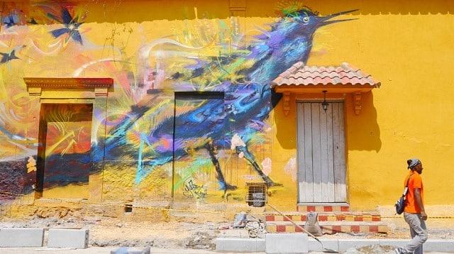 Best area to stay in Cartagena Cartagena, Colombia - Getsemaní