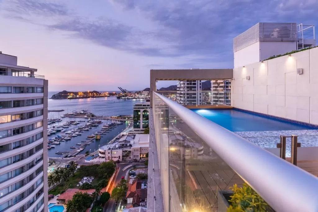 Mejores zonas para hospedarse en Santa Marta, Colombia - Marina de Santa Marta