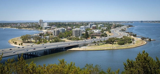 Stay in South Perth - Perth, West Australia